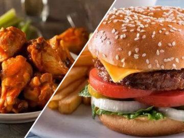 Você comeria essas comidas no primeiro encontro? 27