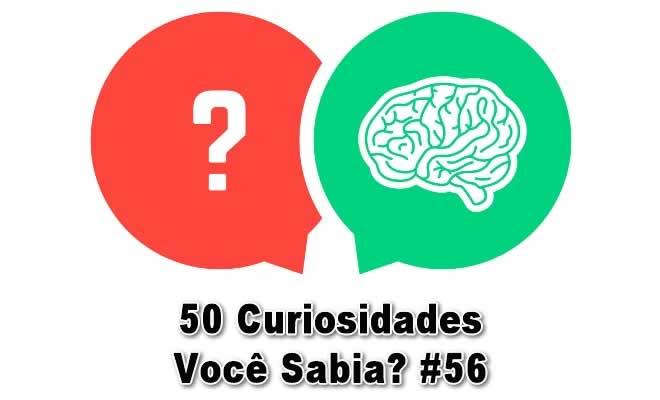 50 Curiosidades Você Sabia? #56 2