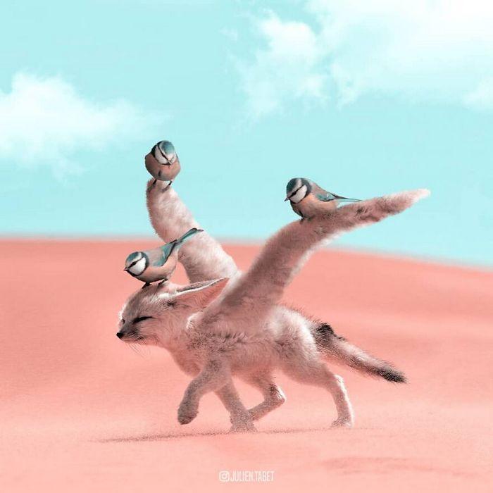 Aqui está o que eu imagino que os animais fazem quando não estamos olhando 15