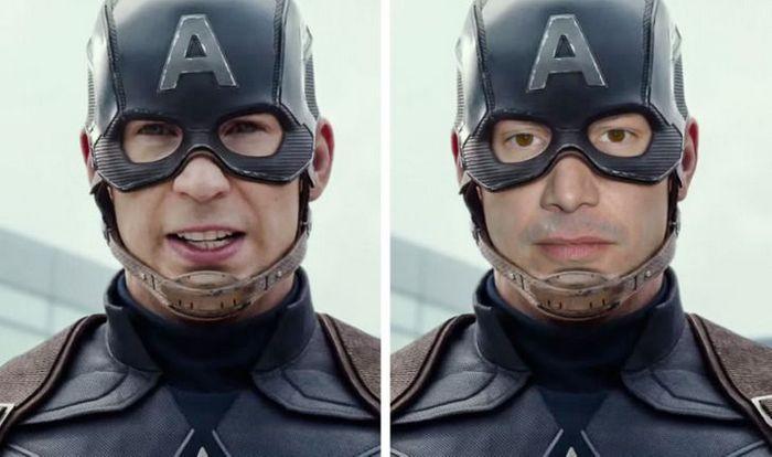 Como seriam os 12 super-heróis se fossem interpretados por Keanu Reeves 11