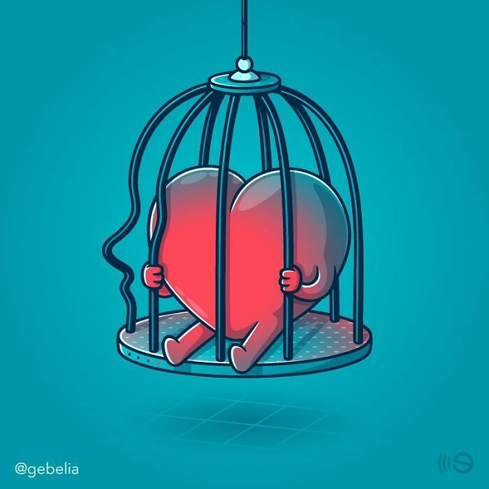 27 ilustrações instigantes de Elia Colombo 15