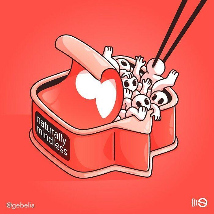 27 ilustrações instigantes de Elia Colombo 23