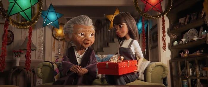 O mais novo anúncio de Natal da Disney está atingindo as pessoas na hora 5