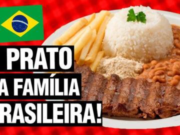 Qual foi o prato que uniu o Brasil? 10