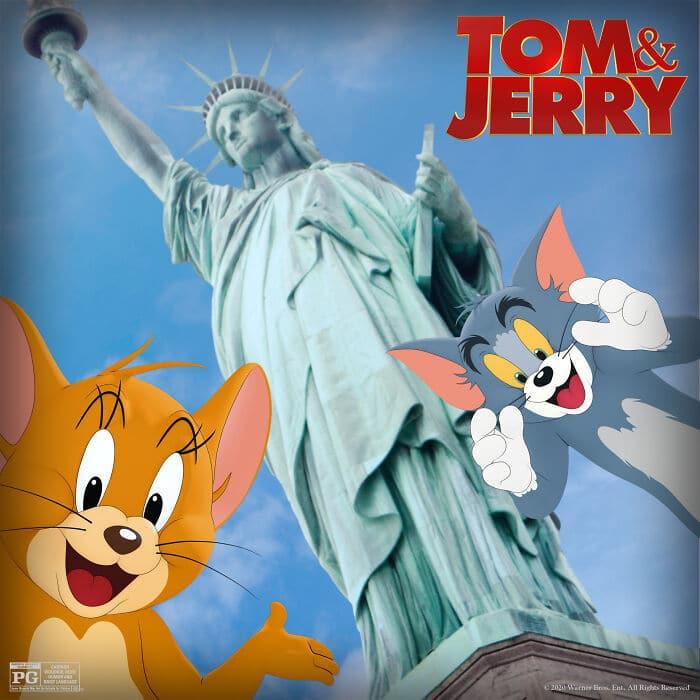 Tom & Jerry acaba de lançar o trailer do filme 12