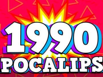O apocalipse do ano 1990 que aconteceu e você não viu! 2