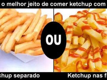 Seus costumes com ketchup são normais? 16