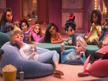 Qual seria a princesa Disney de acordo com seu signo 4