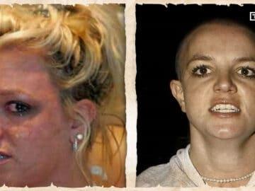 A trágica história de vida de Britney Spears 3