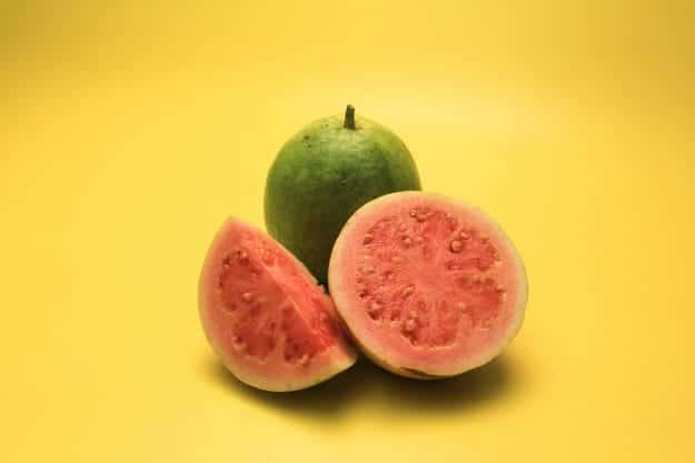 Você come estas frutas com ou sem semente? 17