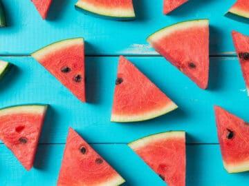 Você come estas frutas com ou sem semente? 3
