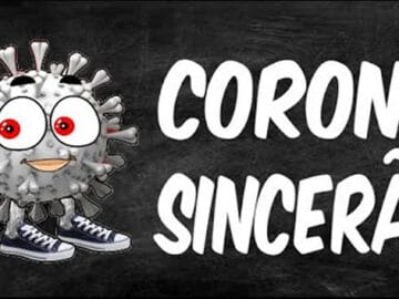Corona sincerão manda a real sobre a vacina 2