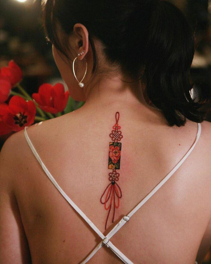 30 ideias de tatuagens por Sion Kwak 8