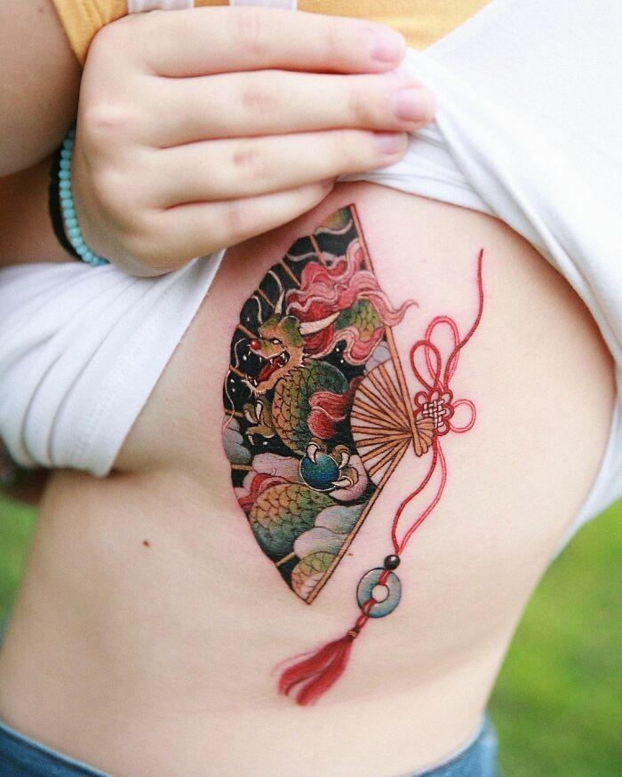 30 ideias de tatuagens por Sion Kwak 12