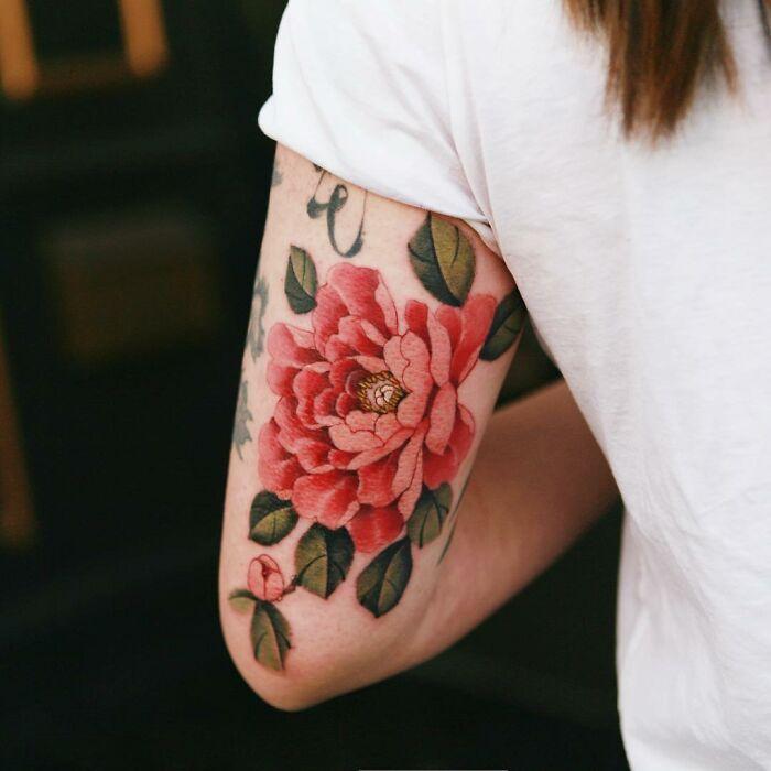 30 ideias de tatuagens por Sion Kwak 20