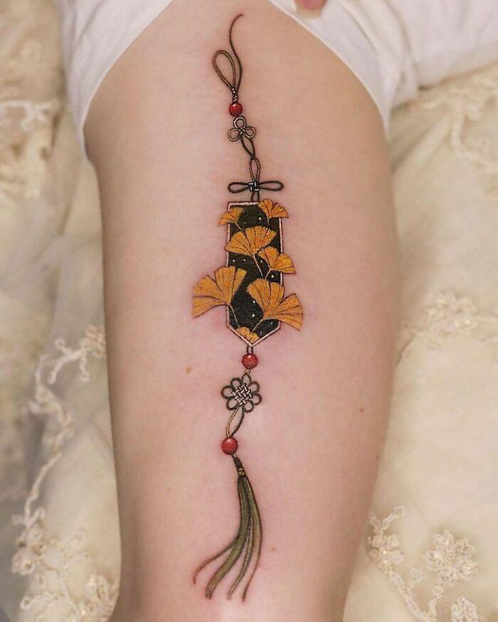 30 ideias de tatuagens por Sion Kwak 30