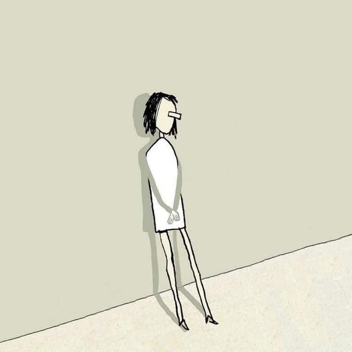 18 ilustrações de um artista que revela a verdadeira natureza do mundo moderno 19