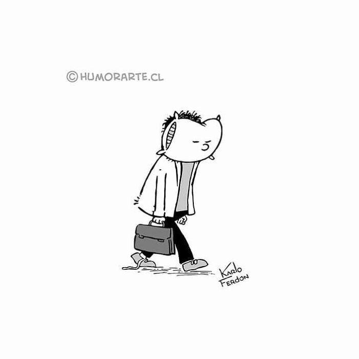 30 quadrinhos curtos e humorísticos de Karlo Ferdon 18