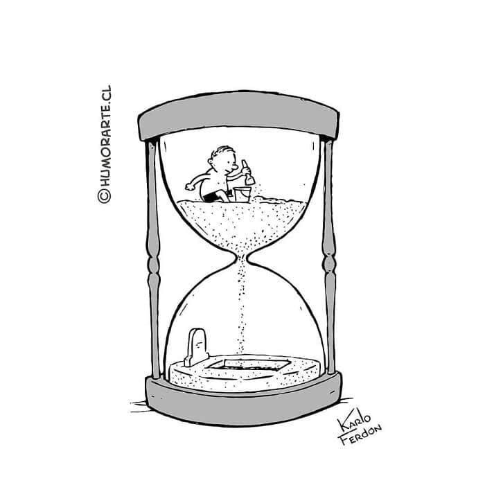 30 quadrinhos curtos e humorísticos de Karlo Ferdon 19