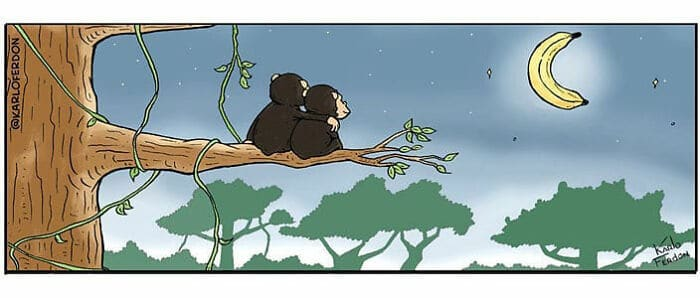 30 quadrinhos curtos e humorísticos de Karlo Ferdon 29