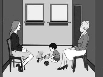 Teste psicológico: Quem é a verdadeira mãe da criança e descubra fatos sobre sua personalidade 24