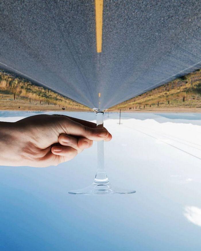 Este fotógrafo usa o poder da perspectiva para criar 40 fotos incríveis 29