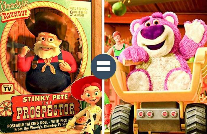 12 fatos interessante sobre os filmes da Pixar 10