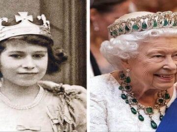 12 fotos que mostram como a realeza era quando crianças 6