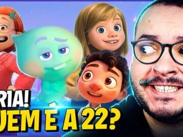 Qual personagem é a 22 do filme Soul? 2