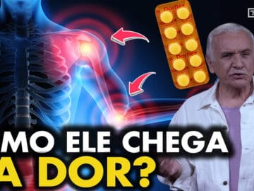 Como o medicamento sabe onde está a dor no nosso corpo? 35