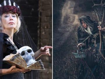 Esta avó russa de 58 anos faz suas próprias fantasias nestes 46 cosplays 1