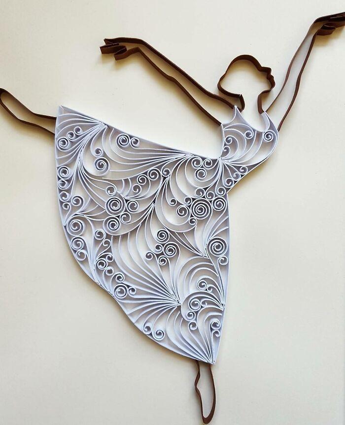 A incrível arte de quilling de Gergana Pencheva (42 fotos) 4