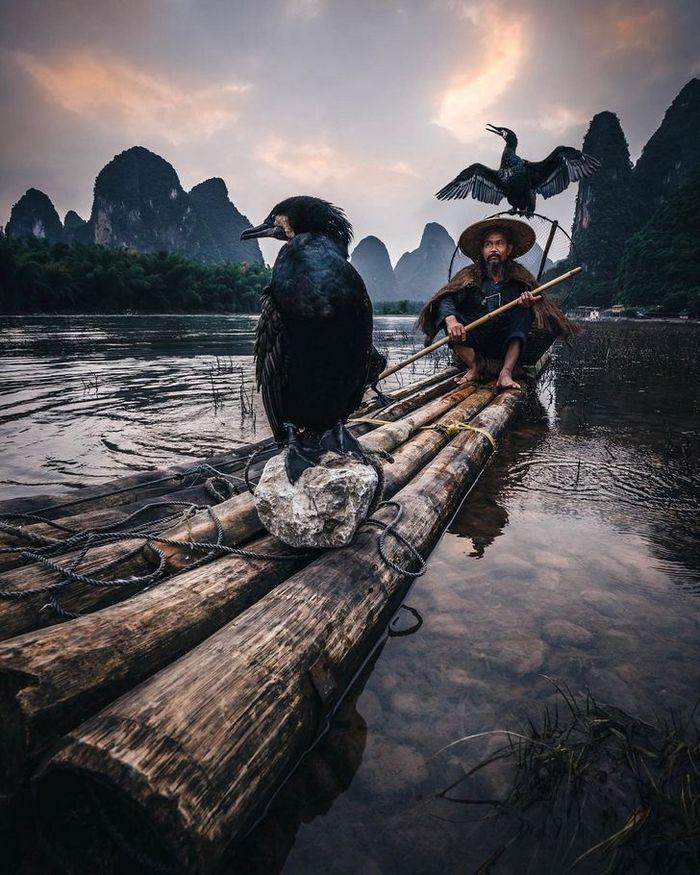 Um fotógrafo captura a beleza hipnotizantes da Ásia 5