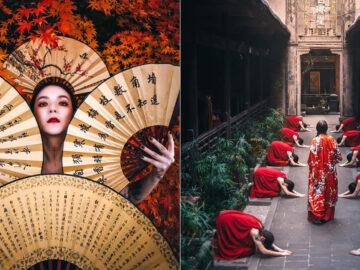 Um fotógrafo captura a beleza hipnotizantes da Ásia 25