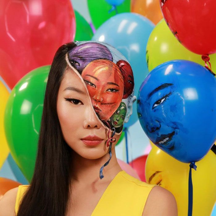 Artista cria ilusões óticas complexas em seu corpo e está bagunçando a mente das pessoas (31 fotos) 16