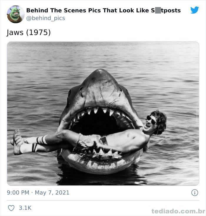 Esta página do Twitter reúne fotos dos bastidores que parecem memes ruins (30 fotos) 6