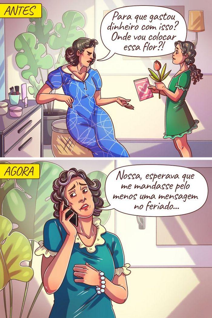 15 motivos pelas quais você pode não sentir afeto pelos seus pais 2