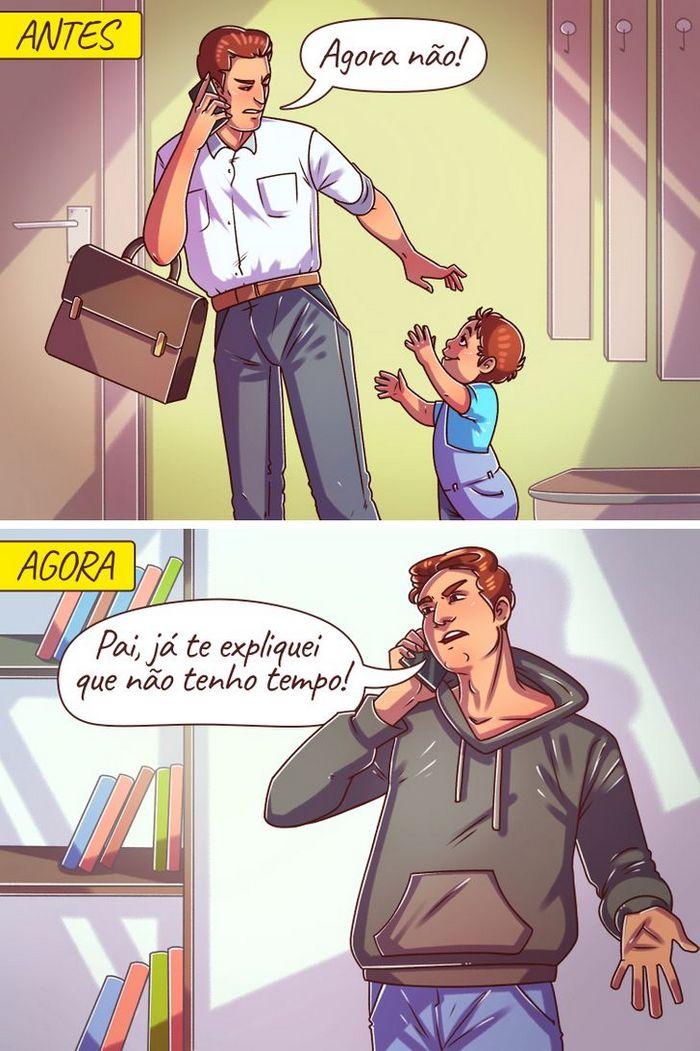 15 motivos pelas quais você pode não sentir afeto pelos seus pais 5