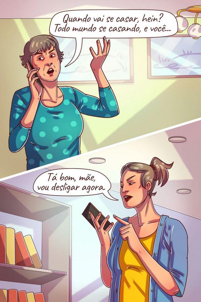15 motivos pelas quais você pode não sentir afeto pelos seus pais 8