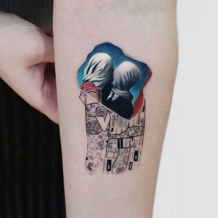 39 tatuagens detalhadas de personagens e pinturas populares de Hanak Adik 26