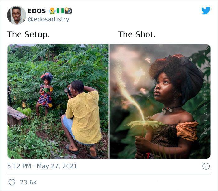 45 imagens mostram a verdade por trás da foto perfeita 11