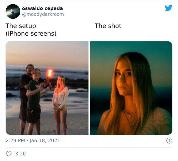 45 imagens mostram a verdade por trás da foto perfeita 21
