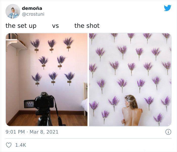 45 imagens mostram a verdade por trás da foto perfeita 32