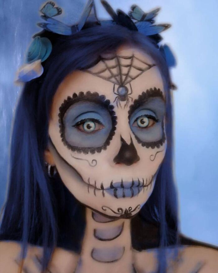 44 transformações com maquiagem: Ilusões de ótica 6