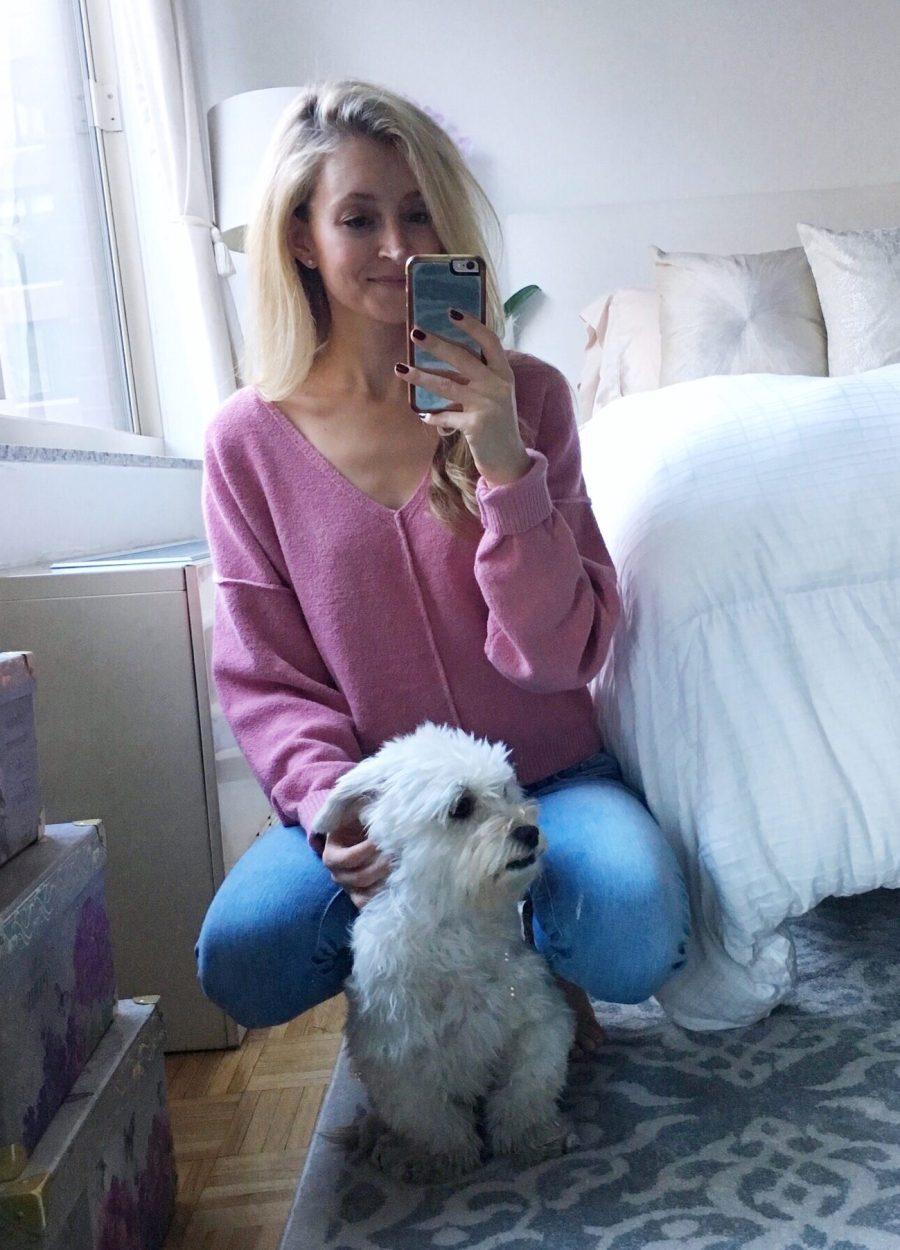 The Cutest Wool Free Sweaters Tedi Sarah