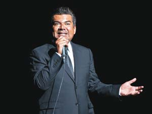 Comedian, actor and talk show host George Lopez performed his stand-up comedy June 27 at The Fox Theatre in Atlanta, Ga.