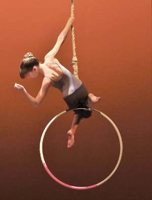 """Santa Barbara Contemporary Floor to Air Festival's """"Belline"""" can be seen tonight only at the Lobero Theatre. Courtesy photo"""