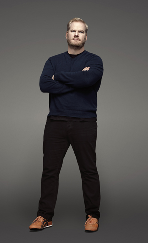 Stand-up comedian, actor and author Jim Gaffigan will perform at the Santa Barbara Bowl tonight. Courtesy photo