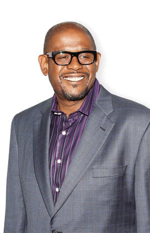Forest Whitaker STEPHEN LOVEKIN / GETTY IMAGES