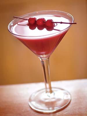 Cranberry granita cosmopolitan NIK BLASKOVICH/NEWS-PRESS